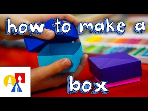 how-to-fold-an-origami-box-with-lid