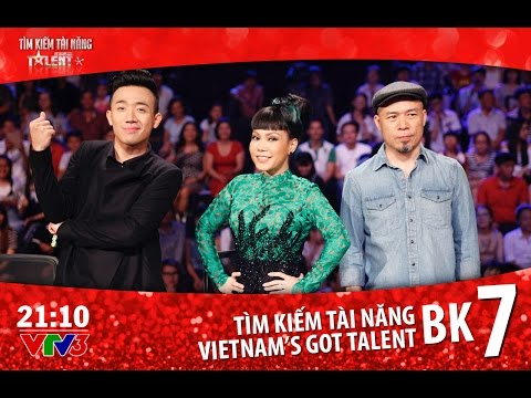 Vietnam's Got Talent 2016 – BÁN KẾT 7 – FULL HD