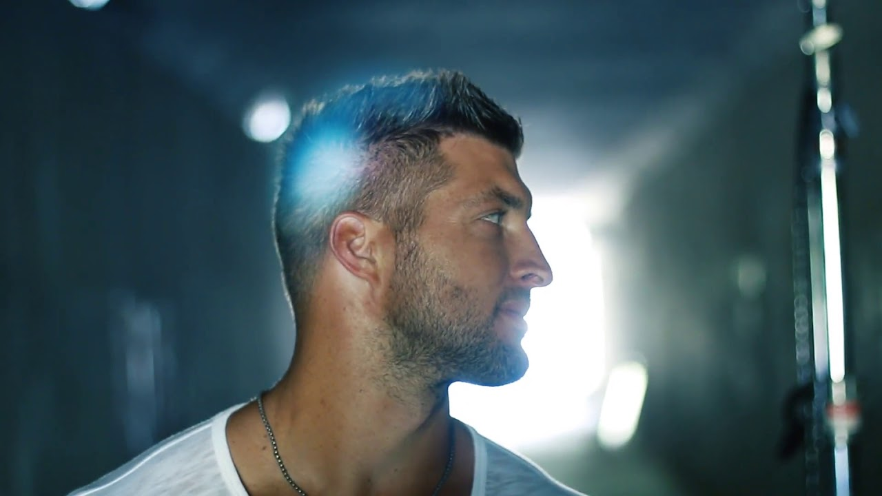 Shaken Young Readers Edition By Tim Tebow Youtube