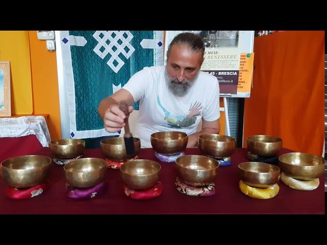 Campane tibetane musica