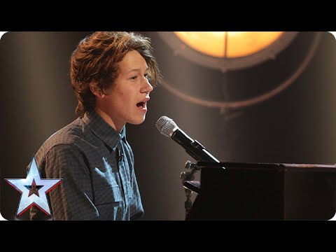 Musician Isaac Waddington can't make you love him | Semi-Final 4 | Britain's Got Talent 2015