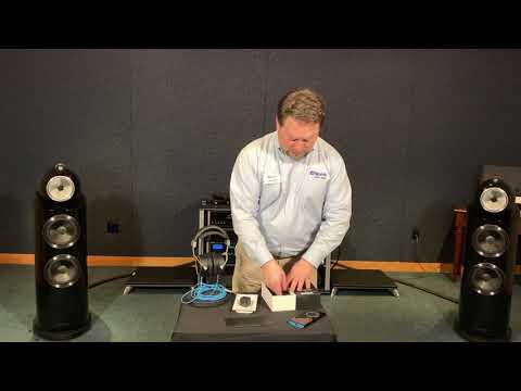 Bjorns McIntosh MHA50 Portable Decoding Amp Unboxing