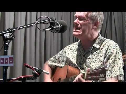 "Loudon Wainwright III ""My Meds"" Live on Soundcheck"