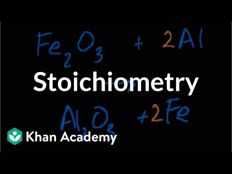 determining the stoichiometry of chemical reactions Quantitative relationships exist with all chemical reactions that allow scientists to predict amounts of products formed identify and solve different types of stoichiometry problems calculate the amount of product formed in a chemical reaction when reactants are present in.