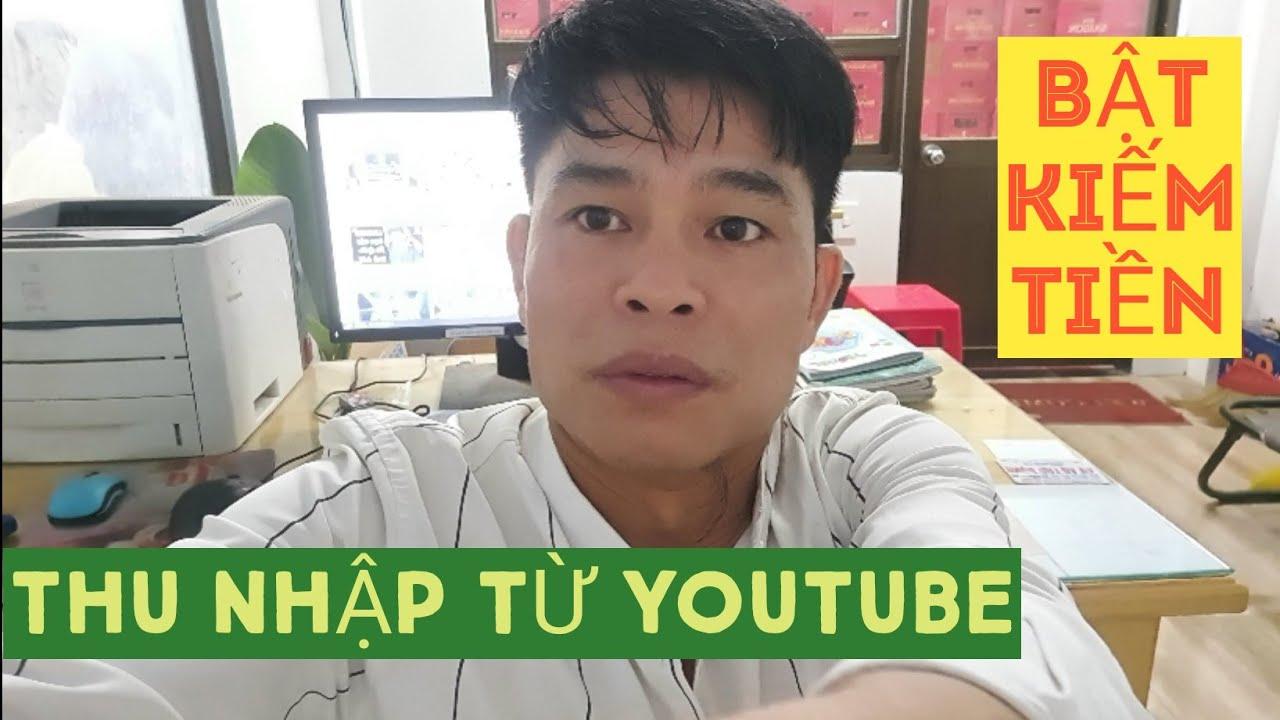 Cách Bật Kiếm Tiền Và Thu Nhập Tiền Từ Youtube Real money making