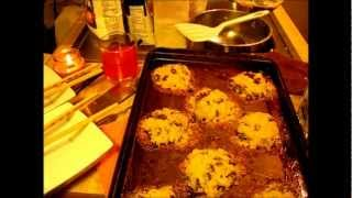 """Potato Chip Cookies With Raisins  """"country Style"""""""