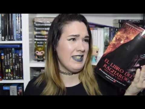 Llega el Ragnarök  Saga Vanir #booktube