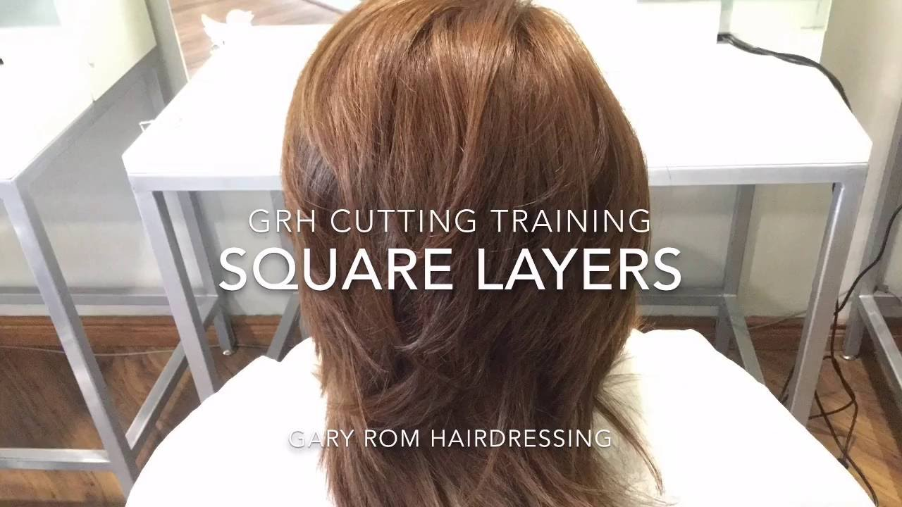 GRH Cutting Training Square Layers YouTube