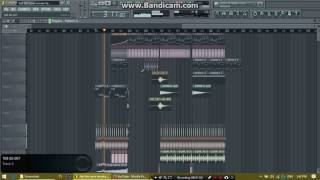 Lika Morgan Feel The Same EDX S Dubai Skyline Remix FL Studio 11 Remake
