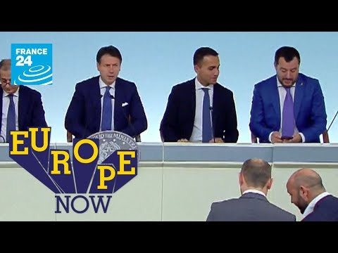 Europe Now in Italy