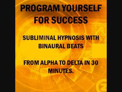 Program your subconscious mind for success audiobook narrator