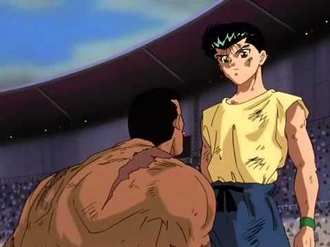 Yusuke vs Bakken