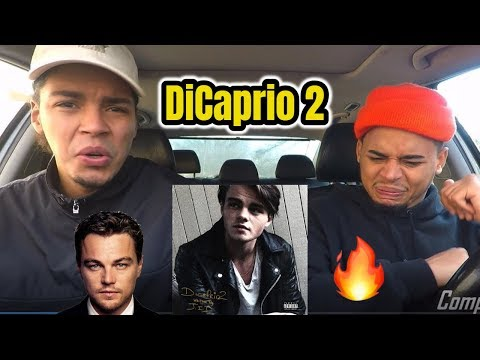 JID - DiCaprio 2   REACTION REVIEW