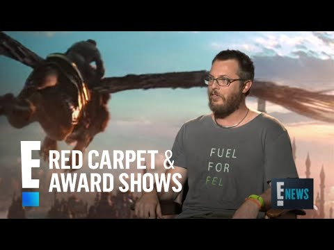 Duncan Jones on Special Necklace From Dad David Bowie  E! Live from the Red Carpet