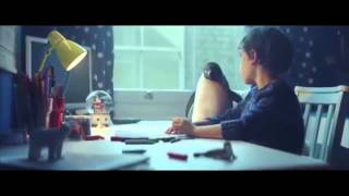 John Lewis Christmas Penguin Advert (parody)