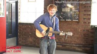 Ed Sheeran - The A Team | SPGtv