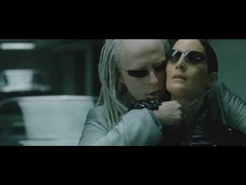 The Matrix Reloaded  Morpheus vs Twins