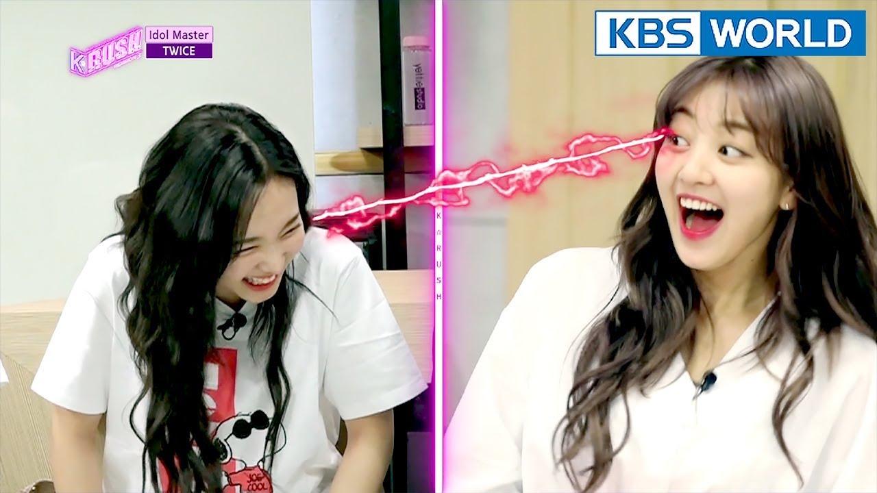 Idol Master - TWICE [KBS World Idol Show K-RUSH3 / ENG,CHN / 2018 04 27]