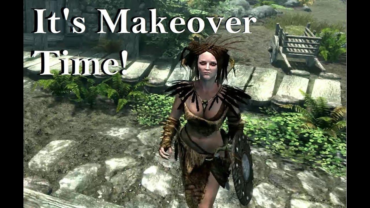 Illia has a makeover!