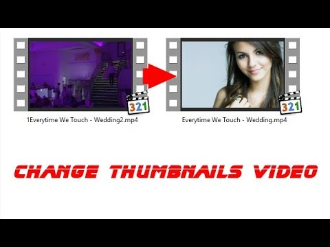 How To Change Thumbnails On Local Video Offline On Windows, MacOS, Linux