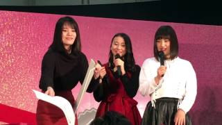 SKE48 松本慈子 酒井萌衣 髙塚夏生 気まぐれオンステージ 2017.02.04 パ...