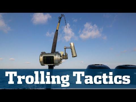 Trolling Tactics - Florida Sport Fishing TV