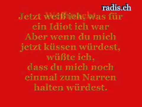 Deutsche Übersetzung Wham - Last Christmas