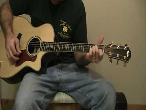 Chris Young Getting You Home Cover / Lesson by Bobby Allen Bifano