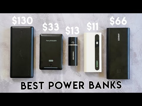 5 Best Power Banks 2019  | Buying Guide | Mrkwd Tech
