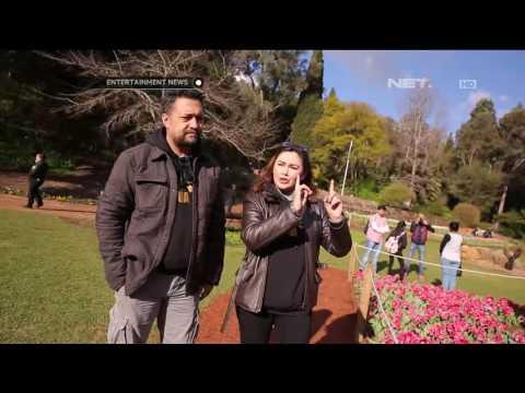 Ari Sihasale & Nia Zulkarnaen Selalu Rayakan Anniversary di Perth