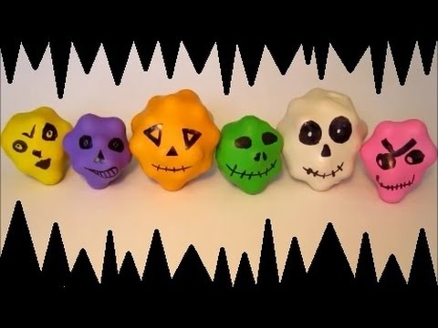 DIY Halloween Monster Treats | Surprise Candy Treat Bags ...
