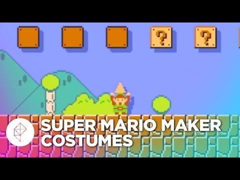 Super Mario Maker can also be Super Kirby, Zelda, Donkey Kong, etc. Maker