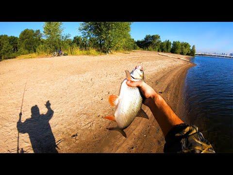 Неистовая рыбалка #4 в Новосибирске. По былым местам.
