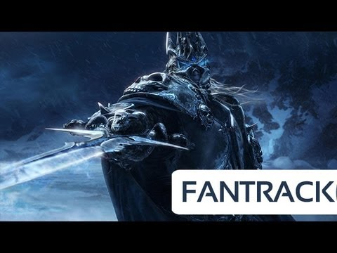 wrath of the lich king soundtrack arthas my son