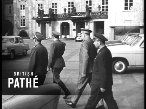 The Czech Crisis Continues (1968)