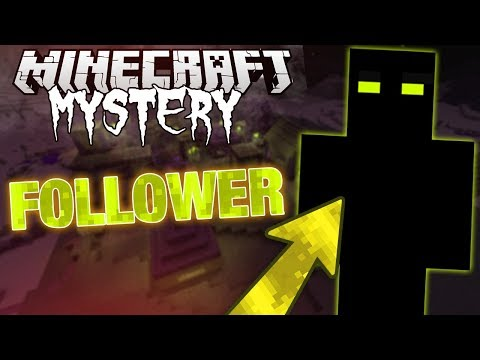 Il MISTERO di FOLLOWER- Minecraft Mystery