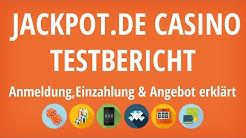 Jackpot.de Casino Testbericht: Anmeldung & Einzahlung erklärt [4K]