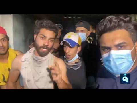 بحرقة وغضب.. من شاركوا في إنقاذ ضحايا فاجعة مستشفى ابن الخطيب يطالبون بمحاسبة المسؤولين