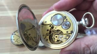 Моя коллекция карманных часов - LUC, Zenith, Молния(, 2016-03-27T10:47:53.000Z)