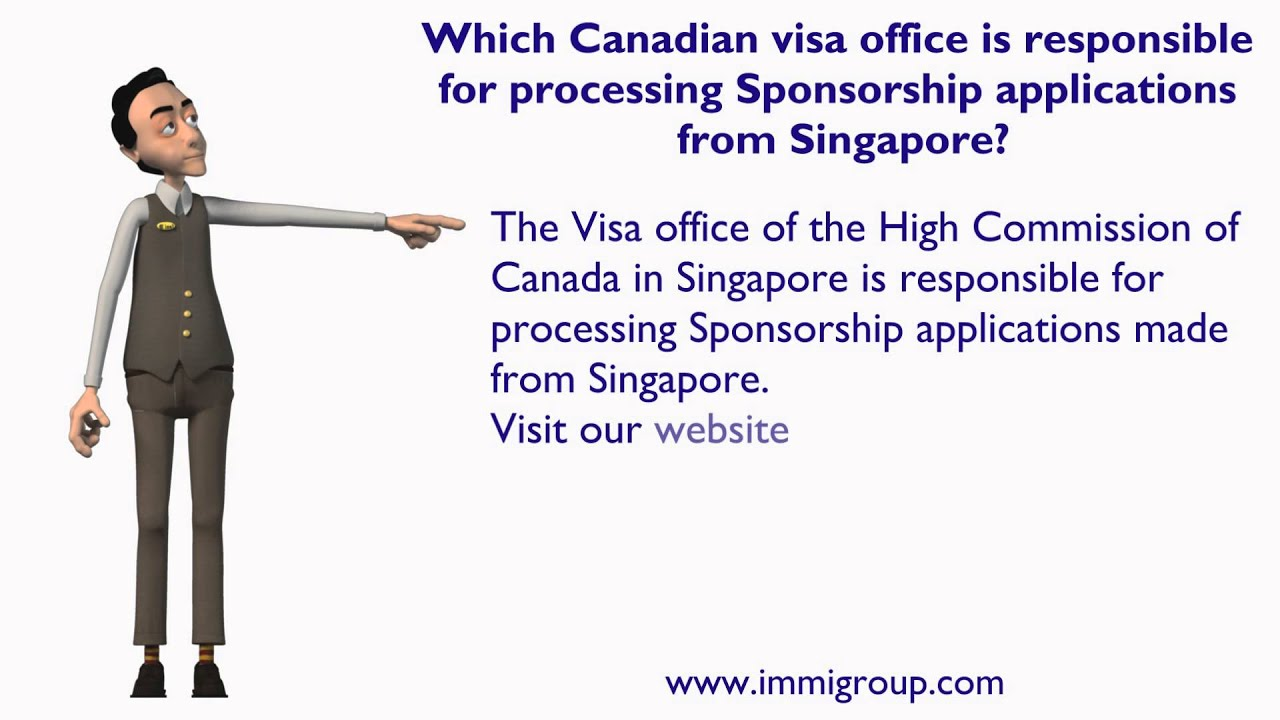 how to apply visa in canada from singapore
