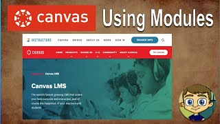 Canvas Lms Tutorial   Using Modules To Build A Course