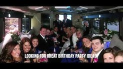 Birthday Party Bus Rental, Limo Service in NYC, NJ, Staten Island