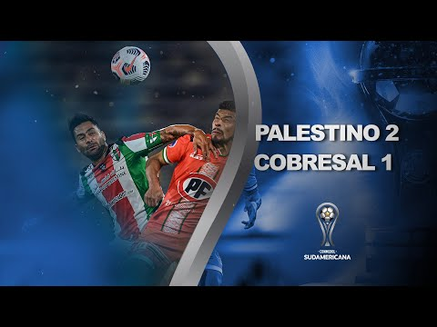 Palestino Cobresal Goals And Highlights