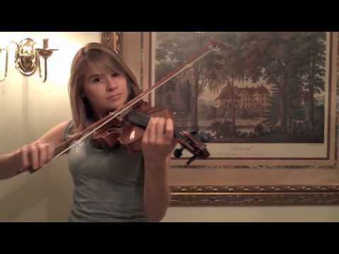 Boondock Saints Theme Song Violin Cover (The Blood of Cu Chulainn)