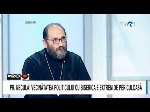 Părintele Necula: Sexul a ajuns temă de ieşit în stradă, iar religia, ceva intim