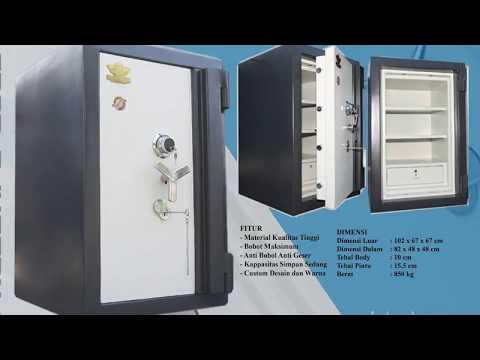 Toko Jual Brankas | Lemari Besi | Safety Deposit Box Samarinda | 085210959519