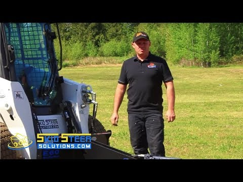 Skid Steer Solutions Quick Tips: Hydraulic Back Pressure - YouTube