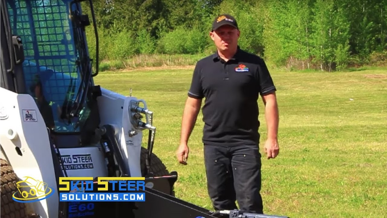 Skid Steer Solutions Quick Tips: Hydraulic Back Pressure