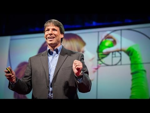 The magic of Fibonacci numbers | Arthur Benjamin