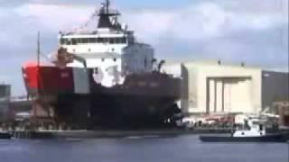 Botadura violenta de barcos  http://www.neuronalia.net